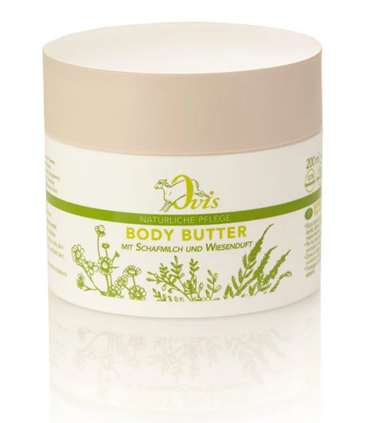 Ovis Body Butter Wiesenduft 200 ml